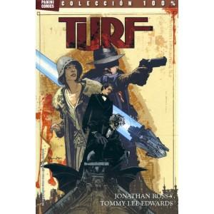 Colección 100% Cult Comics - Turf