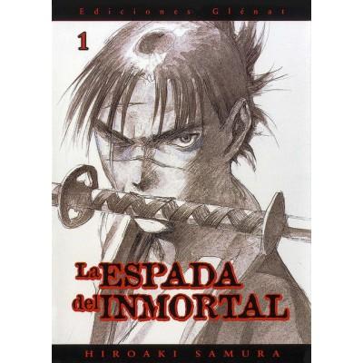La Espada Del Inmortal Nº 01