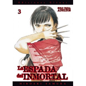 La Espada Del Inmortal Nº 03