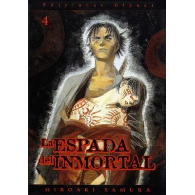 La Espada Del Inmortal Nº 04