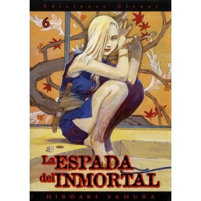 La Espada Del Inmortal Nº 06