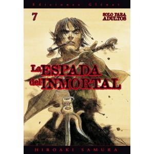 La Espada Del Inmortal Nº 07