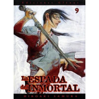 La Espada Del Inmortal Nº 09