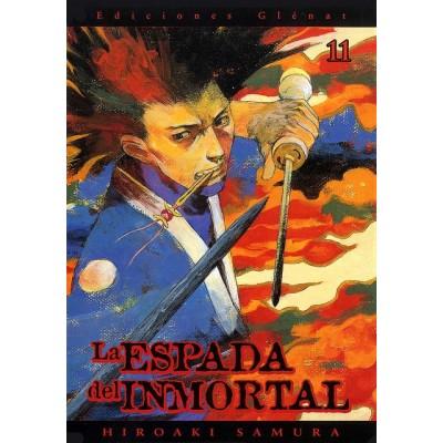 La Espada Del Inmortal Nº 11