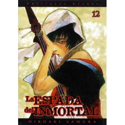 La Espada Del Inmortal Nº 12