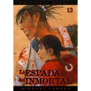 La Espada Del Inmortal Nº 13
