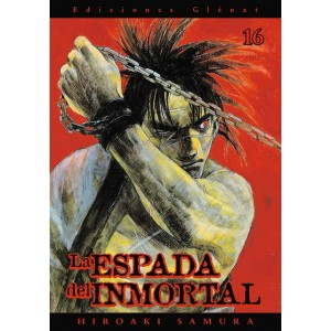 La Espada Del Inmortal Nº 16