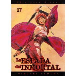 La Espada Del Inmortal Nº 17