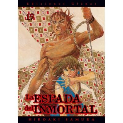 La Espada Del Inmortal Nº 19