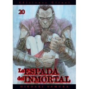 La Espada Del Inmortal Nº 20