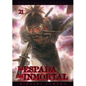 La Espada Del Inmortal Nº 21