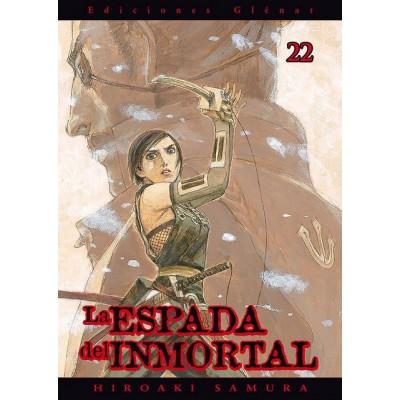 La Espada Del Inmortal Nº 22