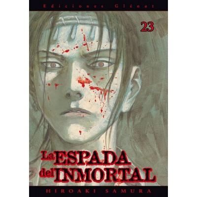 La Espada Del Inmortal Nº 23