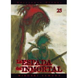 La Espada Del Inmortal Nº 25
