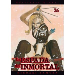 La Espada Del Inmortal Nº 26