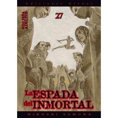 La Espada Del Inmortal Nº 27