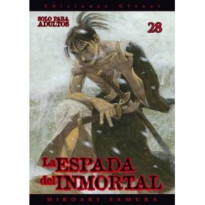 La Espada Del Inmortal Nº 28