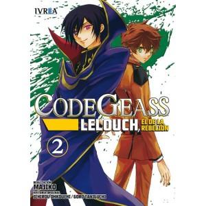 Code Geass: Lelouch, el de la Rebelión Nº 02