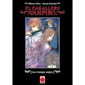 El Caballero Vampiro - La Trampa Negra (Novela)