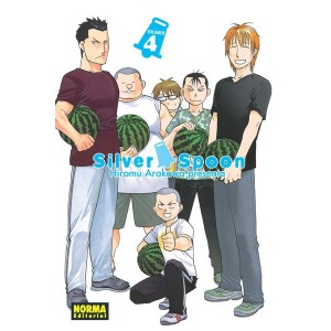 Silver Spoon nº 04