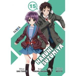 Haruhi Suzumiya nº 15