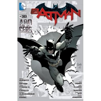 Batman el Caballero Oscuro - Ciclo de Violencia