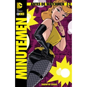 Antes de Watchmen - Minutemen nº 05