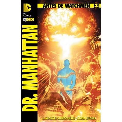 Antes de Watchmen - Dr. Manhattan nº 02