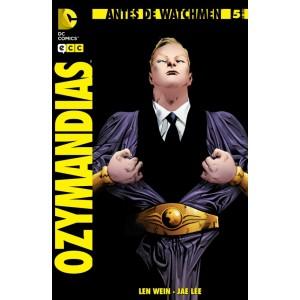 Antes de Watchmen - Ozymandias nº 05