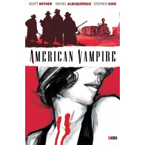 America Vampire nº 01