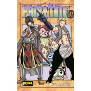 Fairy Tail nº 31