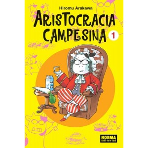 Aristocracia Campesina nº 01