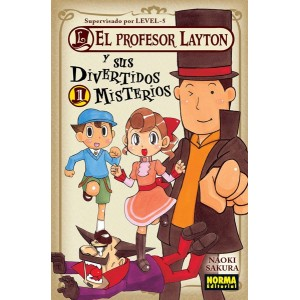 El Profesor Layton y Sus Divertidos Misterios nº 01