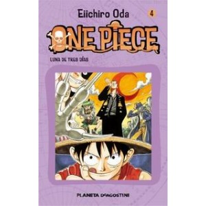 One Piece Nº 04