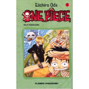 One Piece nº 07