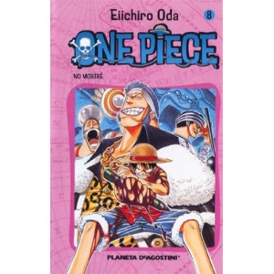 One Piece Nº 08