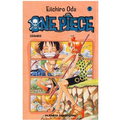 One Piece nº 09