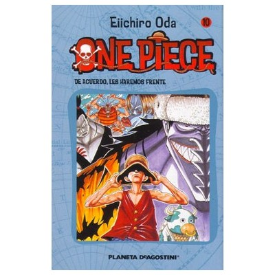 One Piece nº 10