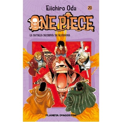 One Piece nº 20