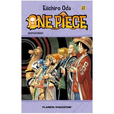 One Piece nº 22