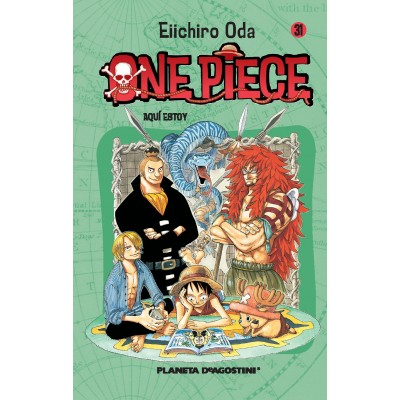 One Piece nº 31