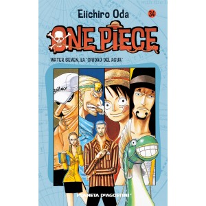 One Piece nº 34