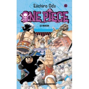 One Piece nº 40