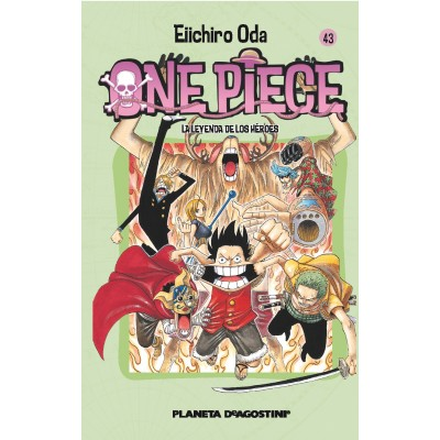 One Piece nº 43