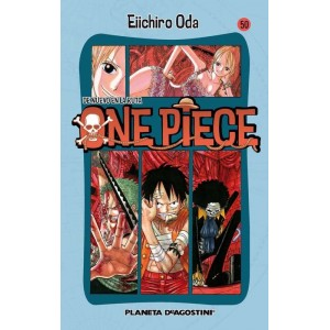 One Piece Nº 50