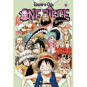 One Piece Nº 51