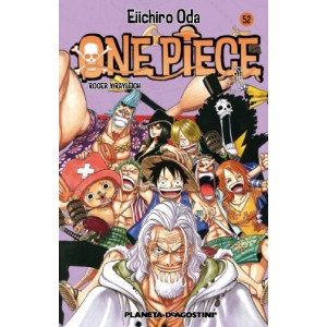 One Piece Nº 52