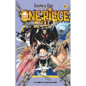 One Piece Nº 54