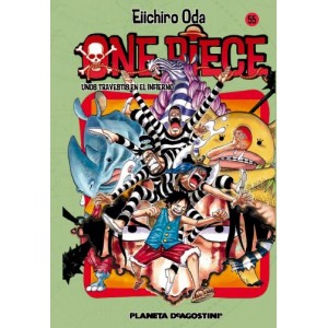 One Piece Nº 55
