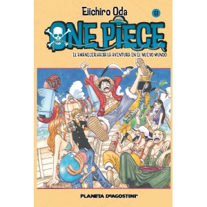 One Piece Nº 61